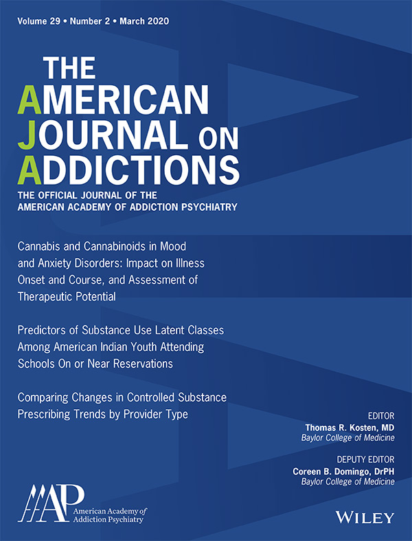 The American Journal on Addictions (AJA)